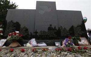 Flight 255 Crash Memorial
