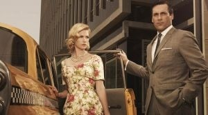 'Mad Men' begins third season