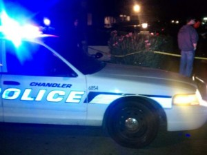 1 dead, 3 injured in Chandler shooting