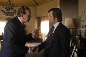 Academy Awards smackdown: Nixon vs. Batman?