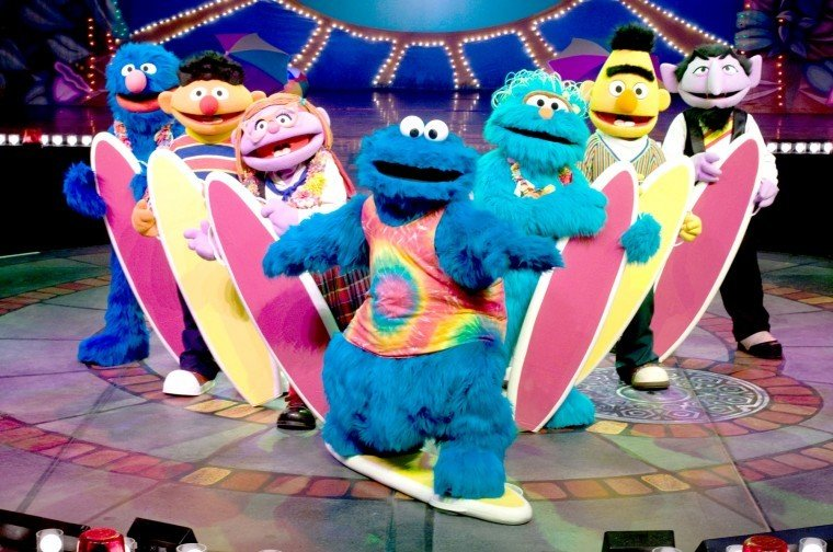 Sesame Street Live