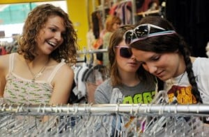 Resale stores hot for shoppers, consigners alike 