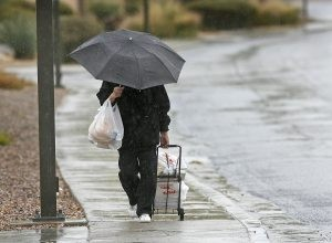 More wet weather on the way for Valley