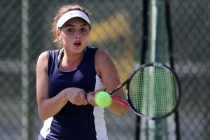 Centennial sophomore claims state tennis title