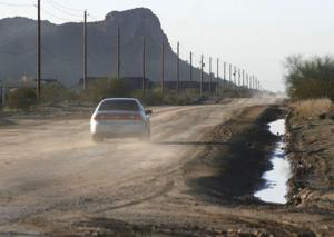 Gilbert to formalize air quality control