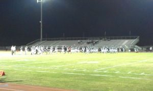 Highland vs. Basha football