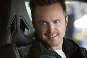 Aaron Paul in Need for Speed movie