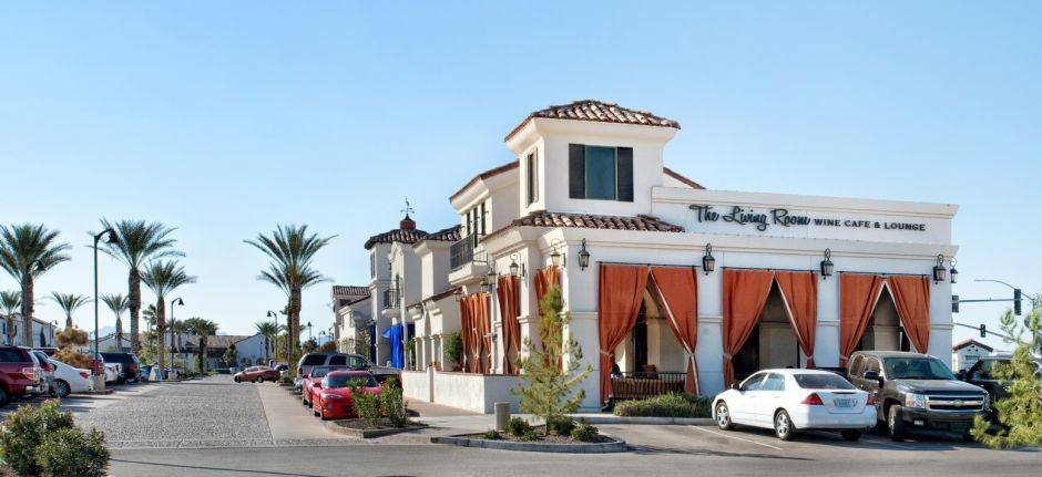 Downtown Ocotillo