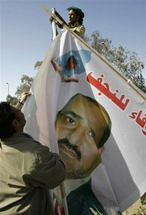 Iraqi election hints of troubles for Shiite giant 