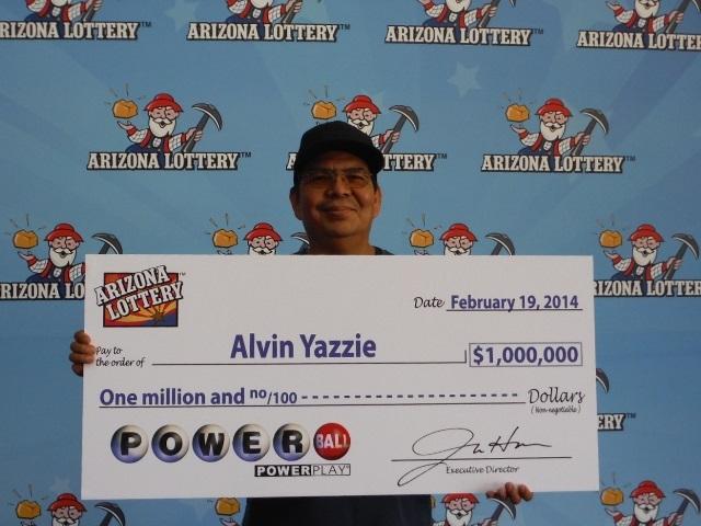 Alvin Yazzie