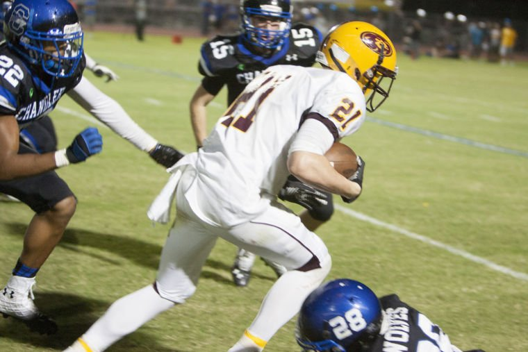 No. 2 Hamilton at No. 1 Mountain Pointe...