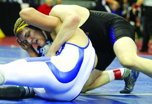 Tribune Wrestler of the Year:  Ben Andrew