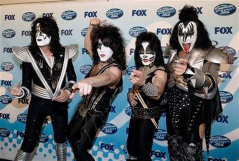 Kiss, Chili Peppers, LL Cool J nominated for hall
