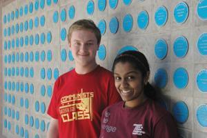 Riley Fitzgerald and Meera Kumar