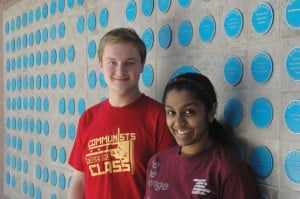 Riley Fitzgerald and Meera Kumar