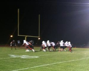 Red Mountain vs. Chaparral football