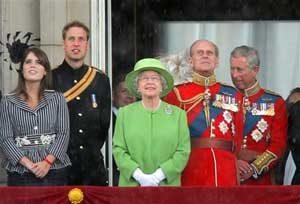 Prince William is 25, gets inheritance