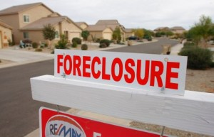 Arizona foreclosure activity down in August