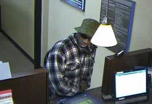 Authorities seeking repeat bank robber