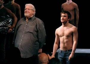 `Equus,' starring Daniel Radcliffe, opens on B'way