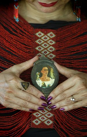 Artists honor spirit of famous Mexican artist