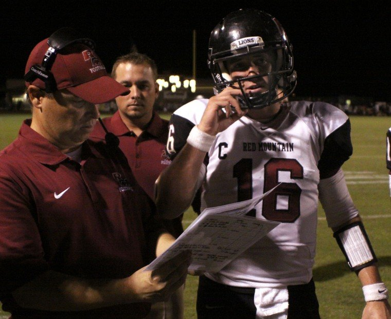 Red Mountain football