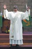 Woman ordained as deacon in United Catholic Church ready to serve