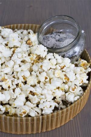 Food-American Table-Popcorn