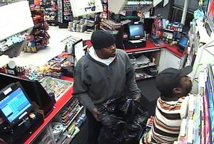Police need help in catching cigarette thieves