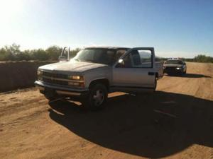 Pinal County pursuit leads to capture of illegal immigrants