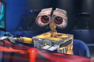 'WALL-E touches, teaches and tickles 