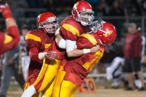 Seton Catholic football