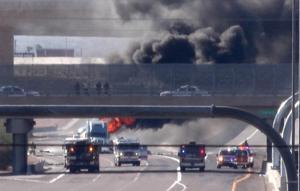 Tanker collision