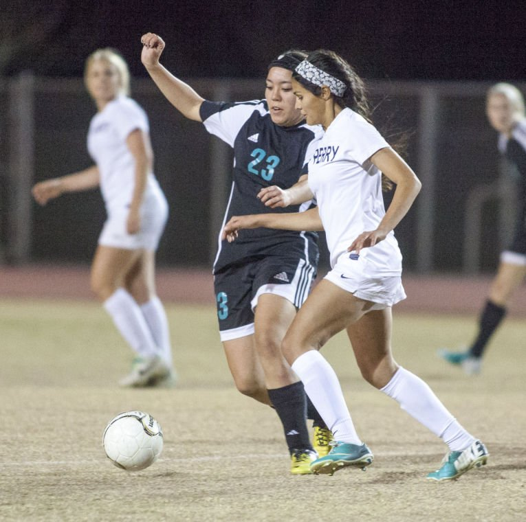Soccer: Perry vs Highland