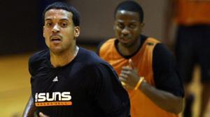 Suns move training camp to San Diego