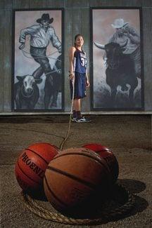 Tribune girls basketball player of the year: Amy Patton, McClintock