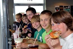 "<p>MOD Pizza, a ""build your own"" pizza restaurant, has opened a location in Gilbert.</p>"