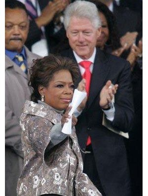 Bill Clinton to be interviewed by Oprah