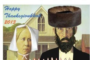 Thanksgiving Hanukkah