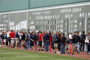 Travel-Trip-Baseball Parks