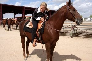 Horse show raises funds for pet shelter