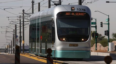 Light rail in downtown Mesa gets go-ahead