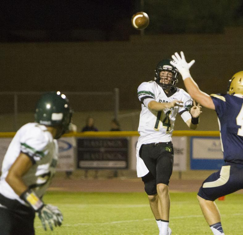 Football: Basha vs Desert Vista