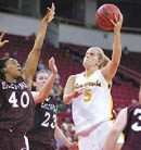 ASU women's defense too much for E. Kentucky
