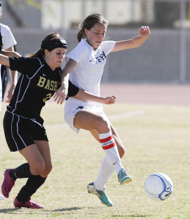 Soccer: Perry vs Basha
