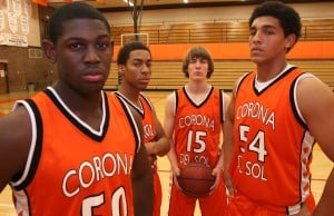 Corona Boys Basketball
