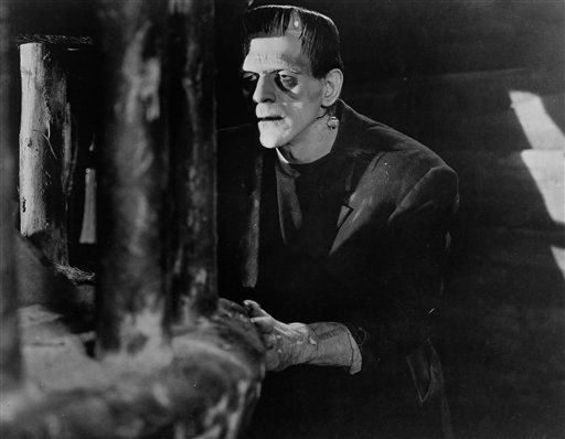 Boris Karloff, Frankenstein