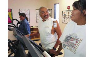 Research among Gila River Indians shows getting active – not losing weight – can control the scourge of a community