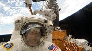 Astronauts finish Hubble space telescope
