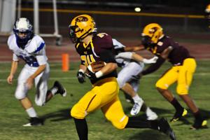 Football: MP vs Dobson